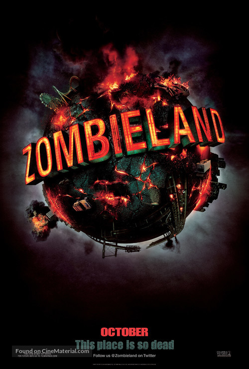 Zombieland - Movie Poster