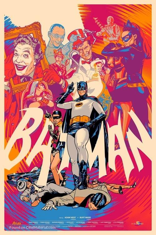 """""""Batman"""" - poster"""