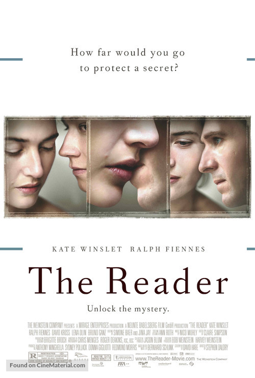 The Reader - Theatrical poster