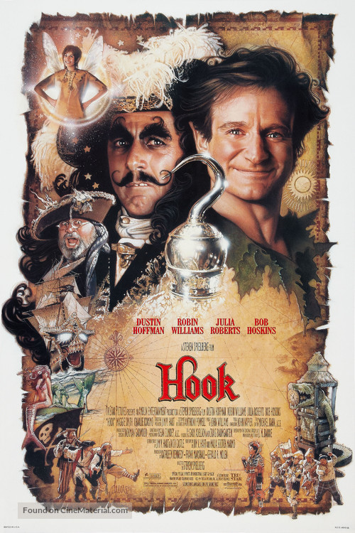 Hook - Movie Poster
