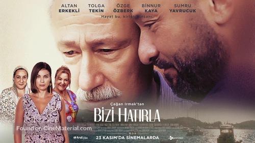 Bizi Hatirla - Turkish Movie Poster