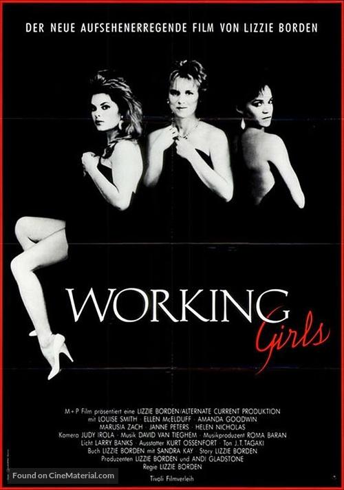 Working Girls German Movie Poster