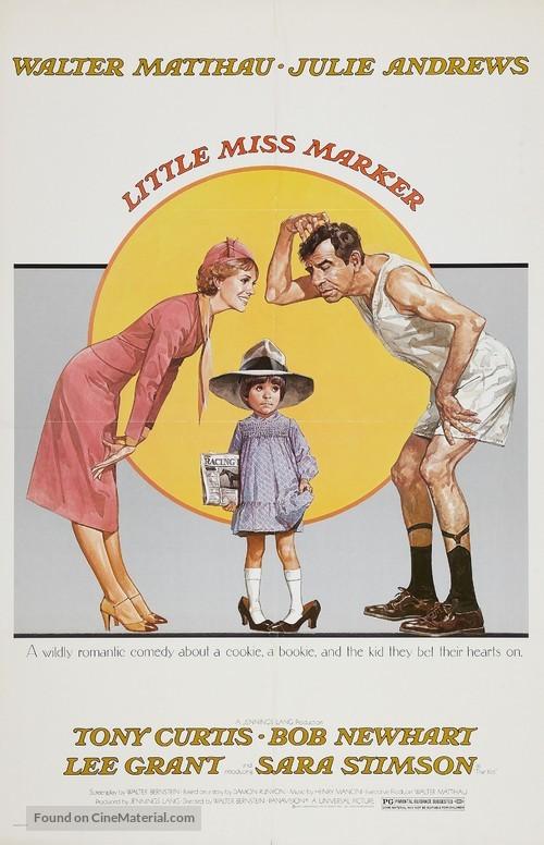 Little Miss Marker - Movie Poster