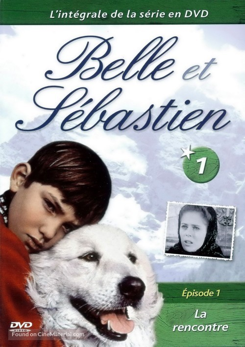 """Belle et Sébastien"" - French DVD cover"