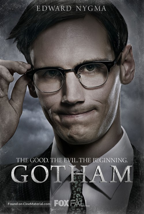 """Gotham"" - Movie Poster"