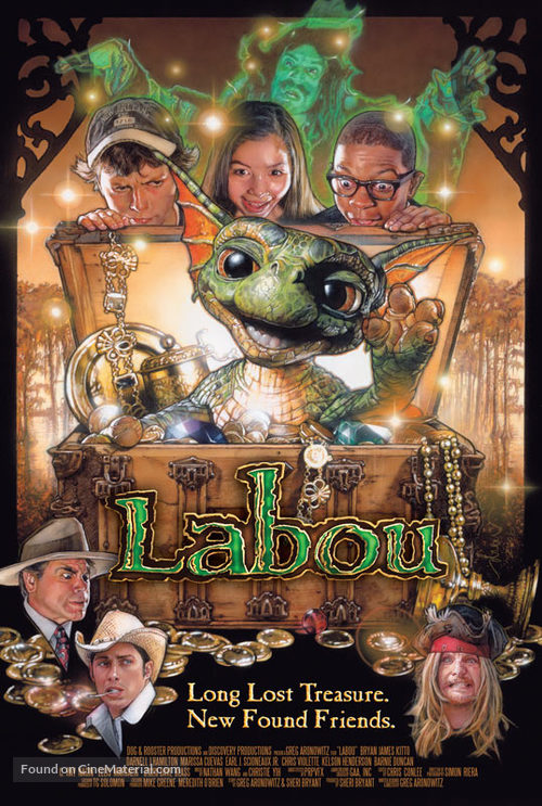 Labou - Movie Poster