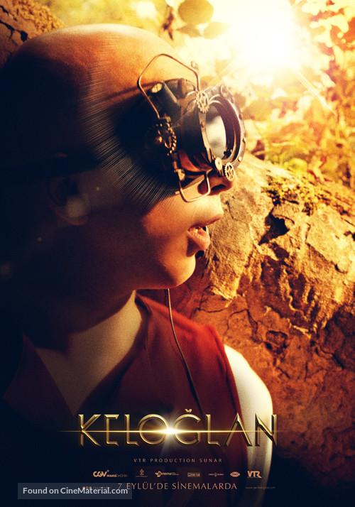 Keloglan - Turkish Movie Poster