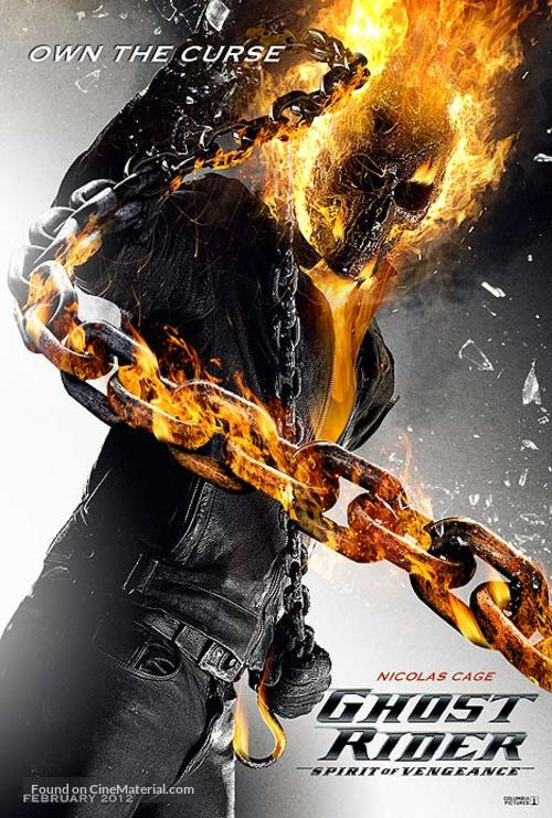Ghost Rider Spirit Of Vengeance Full Movie idea gallery