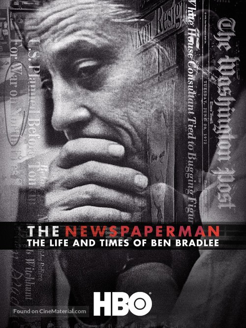 The Newspaperman: The Life and Times of Ben Bradlee - Movie Cover