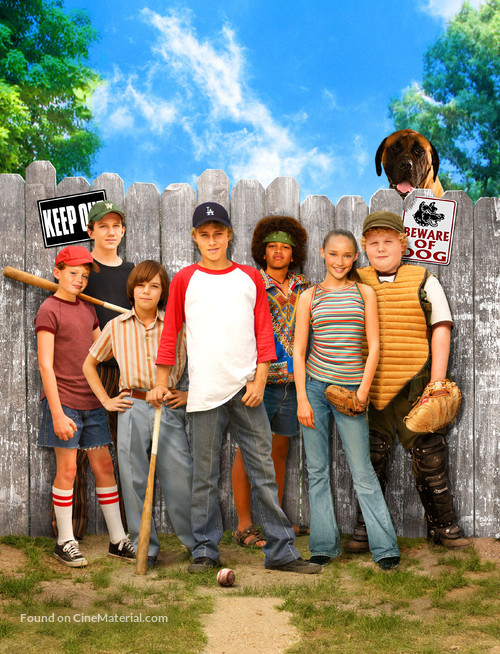 The Sandlot 2 - Key art