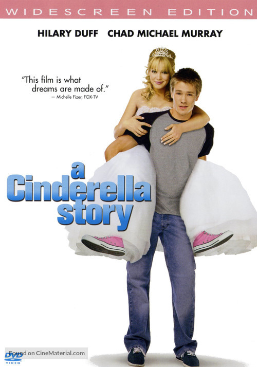 A Cinderella Story - DVD movie cover