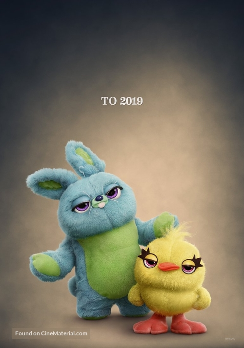 Toy Story 4 - Greek Movie Poster