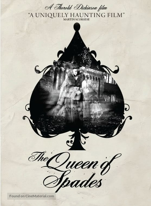 The Queen of Spades - Movie Cover