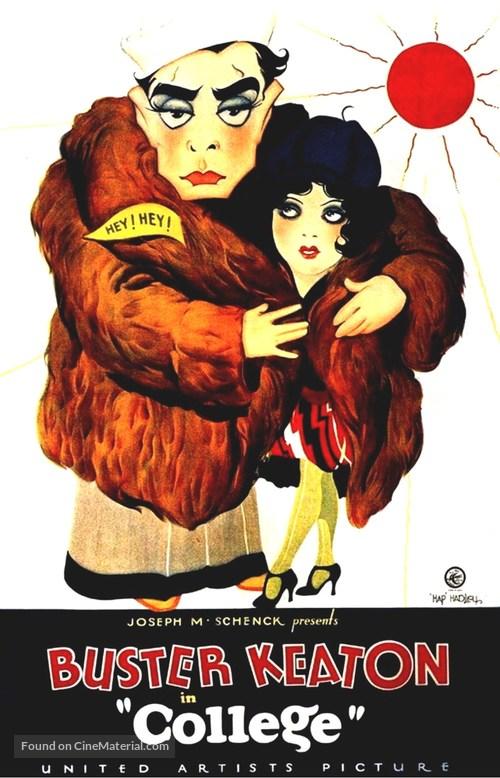 College - Movie Poster