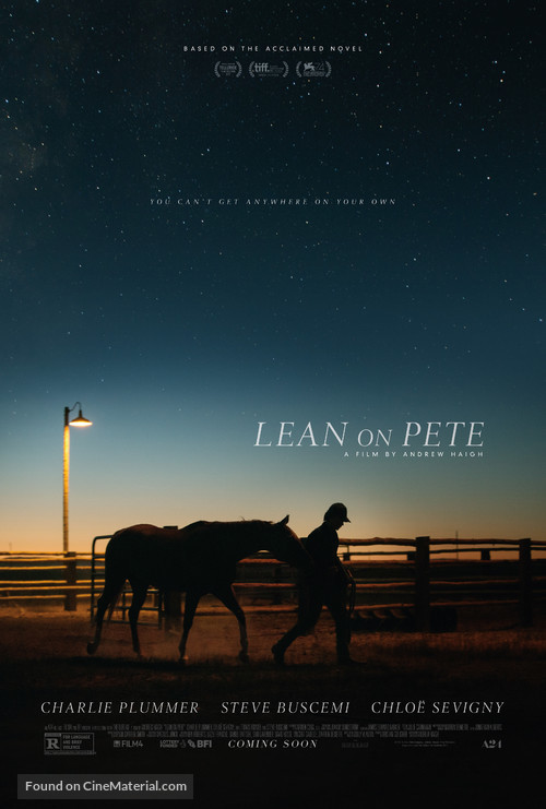 Lean on Pete - Movie Poster