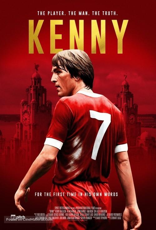 Kenny - British Movie Poster