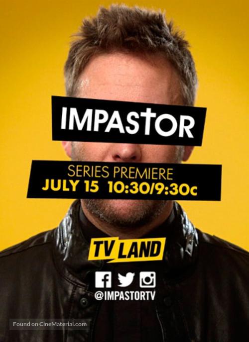 """Impastor"" - Movie Poster"