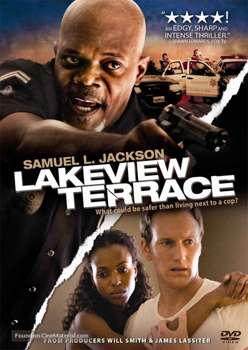 Lakeview Terrace - Movie Cover