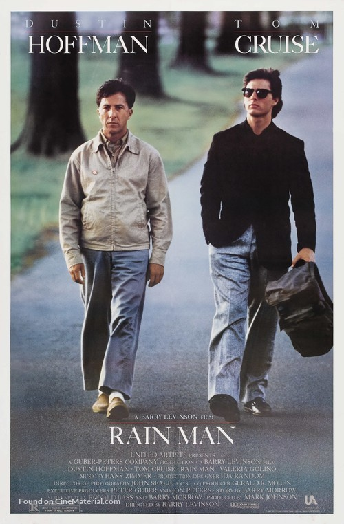 Rain Man - Movie Poster