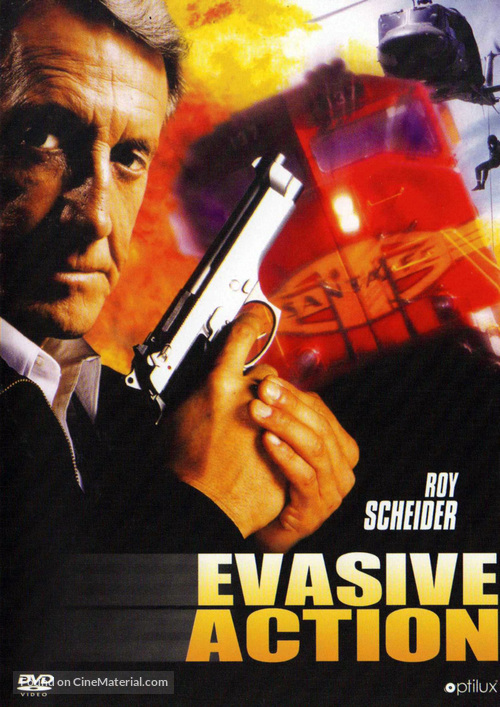 Evasive Action - French Movie Cover