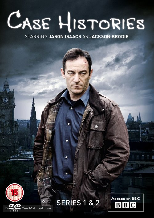 """""""Case Histories"""" - Movie Cover"""