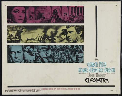 Cleopatra - Movie Poster