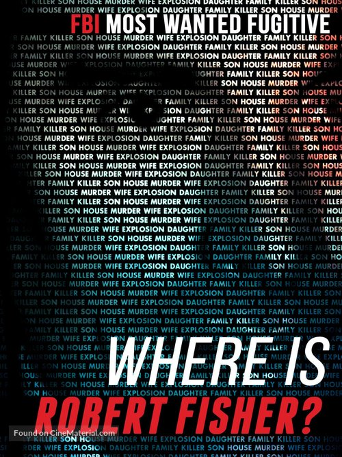 Where Is Robert Fisher? - Movie Poster
