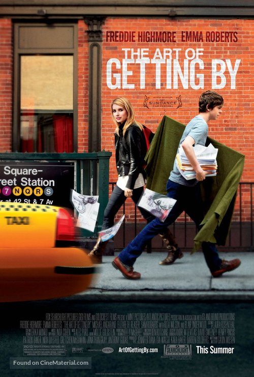 The Art of Getting By - Movie Poster