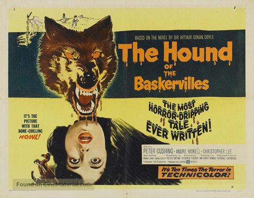 the hound of the baskervilles movie