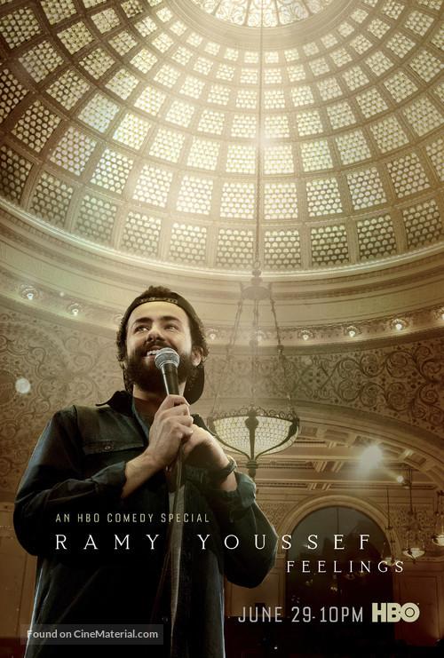 Ramy Youssef: Feelings - Movie Poster