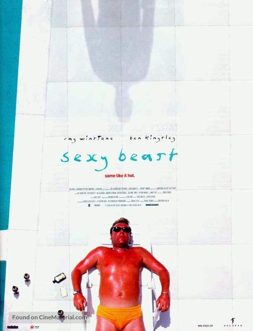 Sexy Beast - Movie Poster