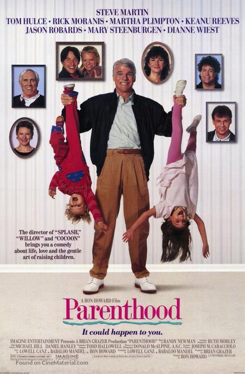 Parenthood - Movie Poster