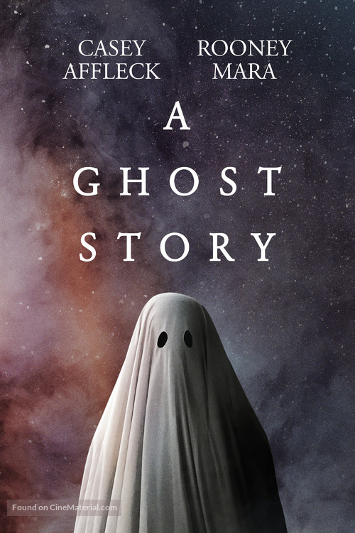 A Ghost Story - Movie Cover