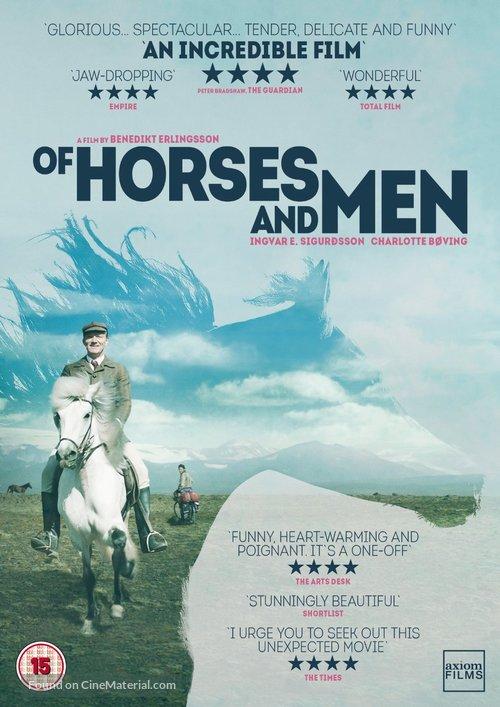 Hross í oss - British Movie Cover