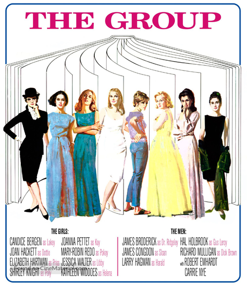 The Group - Blu-Ray movie cover