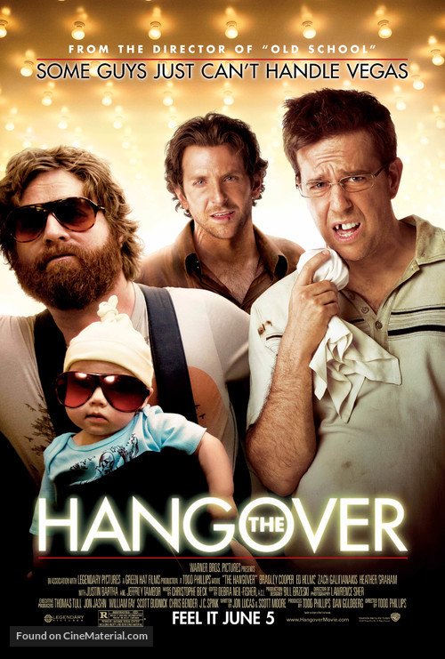 The Hangover - Movie Poster