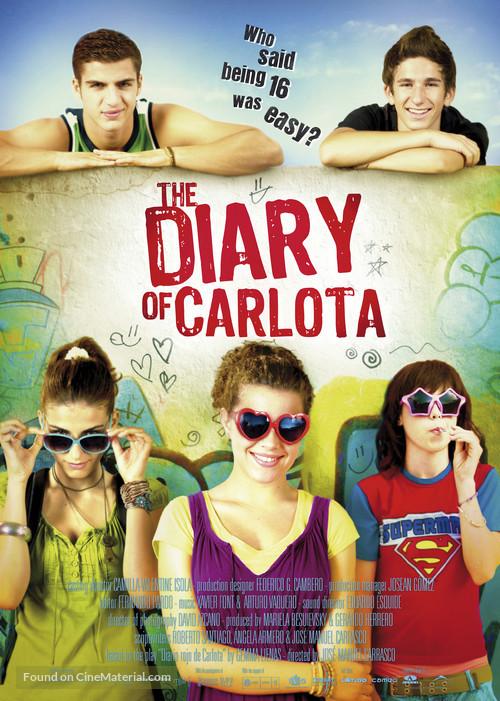 El diario de Carlota - Movie Poster
