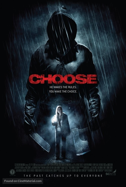 Choose - Theatrical movie poster
