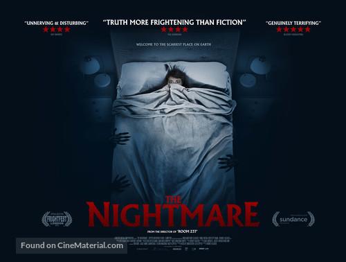 The Nightmare - British Movie Poster