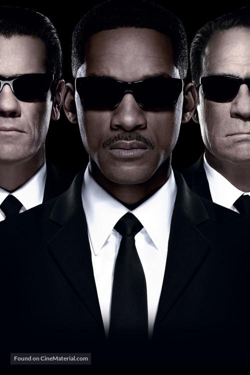 Men in Black 3 - Key art