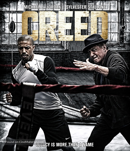 Creed - Movie Cover