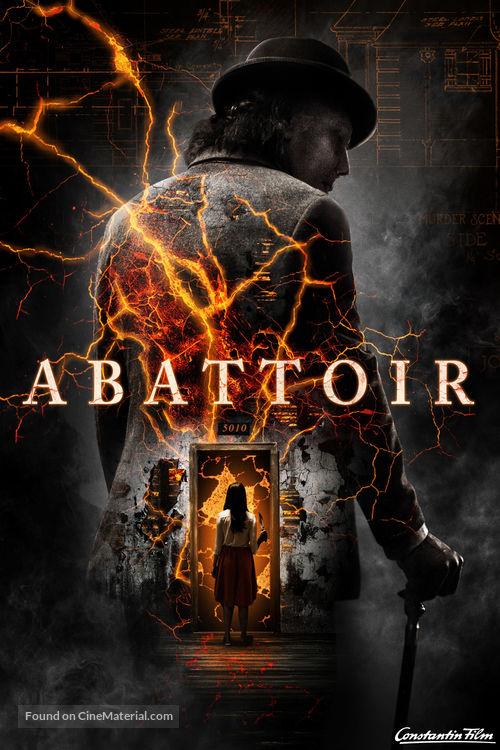 Abattoir - German Movie Cover