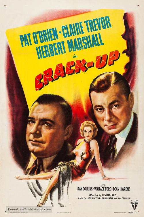 Crack-Up - Movie Poster