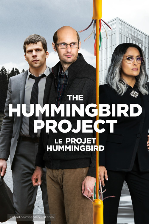 The Hummingbird Project - Canadian Movie Cover