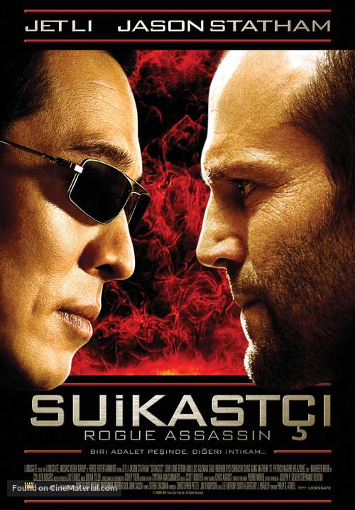 War - Turkish Movie Poster