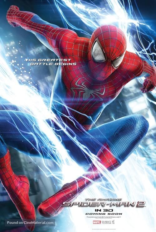The Amazing Spider-Man 2 - Movie Poster