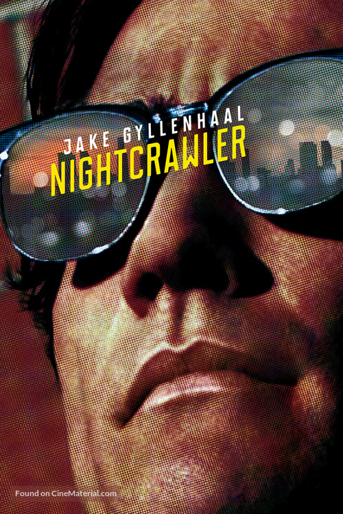 Nightcrawler - DVD cover