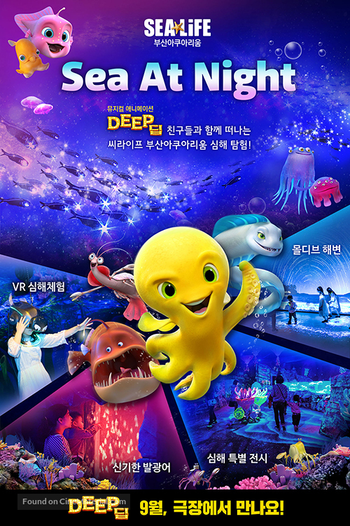 deep south korean movie poster