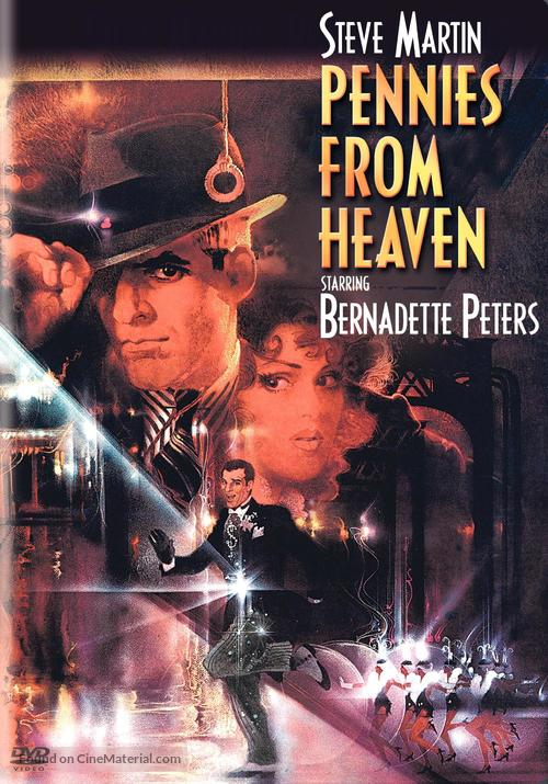 Pennies from Heaven - DVD movie cover
