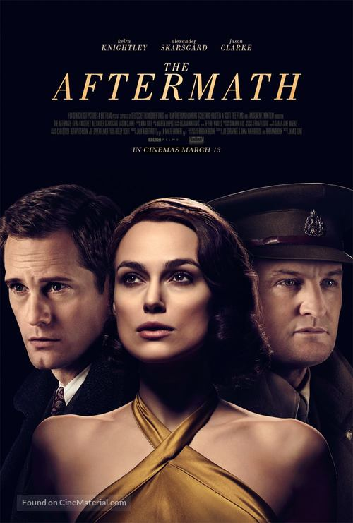 The Aftermath - Philippine Movie Poster
